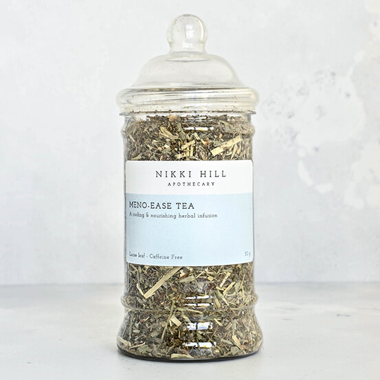 Menopause Tea Hand Blended By Nikki Hill